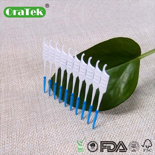 Interdental Soft Stick Fda Ce Approved Brush Picks
