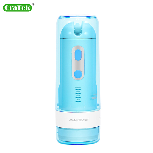 Oral Irrigator Dental Portable Water Flosser Tips USB Rechargeable Jet Flosser Irrigator For Cleaning Teeth